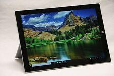 "Microsoft Surface Pro 3 12"" i3/i5/i7 64GB/128GB/256GB/512GB Win 10 Tablet"