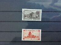 Saargebiet 1921-1935 / Mi-Nr. 113 und 143 !!!