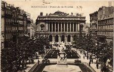 CPA MARSEILLE Place de la Bourse (404653)