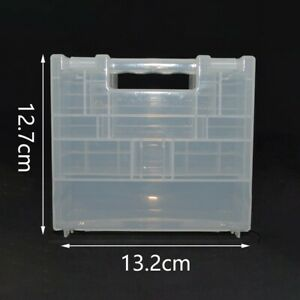 Dust-proof Storage Boxes Functional Hard Lightweight Outdoor Plastic Storage