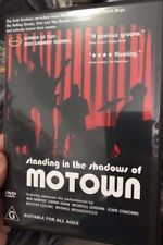 Standing In The Shadows Of Motown region 4 DVD (2002 music documentary)