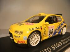 1:43 scale Rally Car - Fiat Punto S1600 - Ligato / Garcia 2003 - MIB