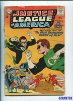Justice League of America 30  JSA crossover GD Flash Batman Green Lantern