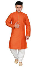 Men's Indian traditional Kurta salwar kameez pajama asian party sherwani UK 1817