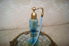 Antique Volupte Perfume Bottle w/ Working Atomizer like devilbiss
