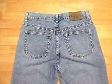 Vintage Calvin Klein JR Low Rider Fly Button Jeans Size 7