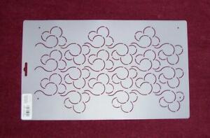 6 Simplicity Overall Stipple Quilt Stencil HA301