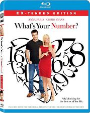 What's Your Number [Blu-ray] 024543274056