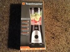 Toastmaster Personal Blender 15oz Mini Shake Smoothie Drink Maker Travel Cup New