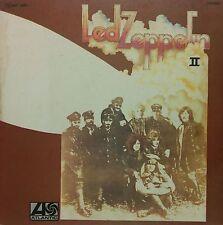 LED ZEPPELIN / II GRAMOPHONE LP w/Insert Gatefold Orig JAPAN ISSUE MT-1091