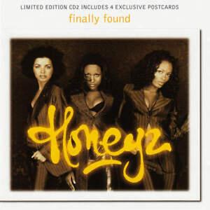 Honeyz - Finally Found (CD)