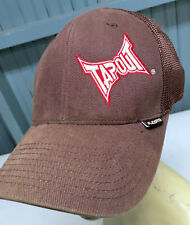 Tapout Beat Up Old Stretch One Size Baseball Cap Hat