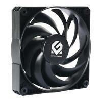 PHANTEKS MG 12/14cm 4Pin PWM PC Case Cooling Fan Heatsink Chassis Radiator E0Xc