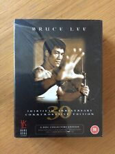 Bruce Lee - 30th Anniversary Commemorative Edition (New/Sealed 6 Disc DVD)