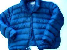 GUIDE GEAR Mens Field Tested Duck Down Ultra Light Black Jacket Zip Pockets M-XL