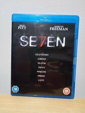 Se7en Blu Ray UK Release