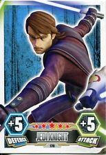 Star Wars Force Attax Series 3 Card #170 Jedi Knight #5