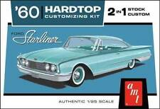 2017  AMT 31055 1:25 1960 Ford Starliner Plastic Model Kit new in the box