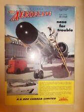 Aeroplane Aircraft Transportation Magazines in English