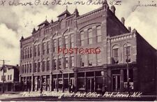 1907 Farnum Building And Post Office, Port Jervis, N. Y.