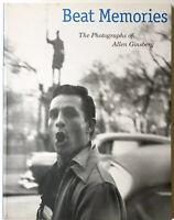 BEAT MEMORIES: The Photographs of Allen Ginsberg | New York, 1953-1963 | VG+