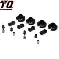 Losi LOSA5435 15mm Shock Ends Cups/Bushings: 8ight 2.0 Buggy 8B 2.0 Fast Ship