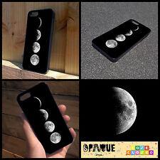 Luna fases Estampado Para Iphone 4s 5s 5c 6s Plus Duro O Goma Funda Protectora Tumblr