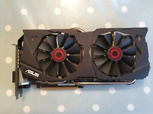 ASUS NVIDIA GeForce GTX 980 STRIX (4096 MB) (STRIX-GTX980-DC2OC-4 GD5)