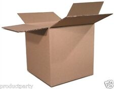 100 Small Boxes for shipping Bulk Quality 4x4x4 Small Brown Cardboard 4 x 4 x 4