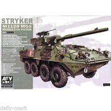 AFV Club 1/35 AF35128 M1128 STRYKER MGS Mobile Gun System Model Kit