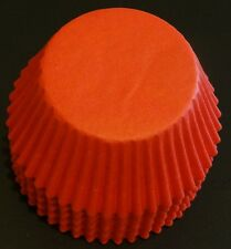50 Red Cupcake Liners Baking Cups STANDARD SIZE BC-33-50 NEW