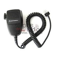 NEW OEM MOTOROLA MOBILE MIC HMN3596A SM50 M1225 CM200 PM400 CDM1250 CDM1550LS