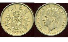 ESPAGNE  100 pesetas 1989   ( bis )