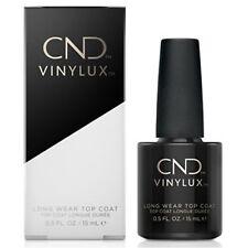 CND vinylux week long wear weekly clear top coat - 15ml