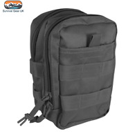 Viper Tactical Splitter Pouch Military Molle AirSoft Paintball Titanium