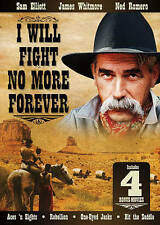 I Will Fight No More Forever Includes 4 Bonus Movies
