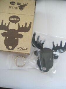 Qualy Moose Accessory Key Holder NWB