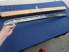 1955 Ford Fairlane trunk moulding, NOS! B5A-7042512-A Crown Victoria