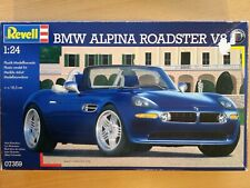 BMW ALPINA ROADSTER V8 1:24 REVELL