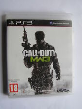 jeu PS3 playstation 3 call of duty modern warfare 3