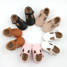 Soft-Sole Baby Mary Jane, Baby Tbar Shoes, Baby Moccasins Baby T-Bar Toddlers