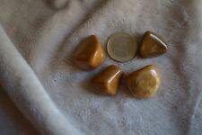 Jade amarillo ( lote de 4 )