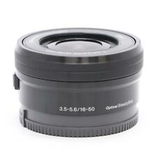 NEW SONY E PZ 16-50mm F3.5-5.6 OSS Lens for E Mount APS-C (SELP1650)