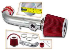 BCP RED 2000 2001 2002 Corolla 1.8 1.8L Short Ram Air Intake + Filter