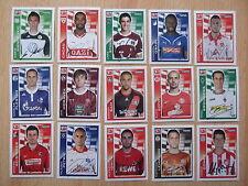 Topps Bundesliga  2009 - 2010 -   09/10  -   30  Sticker  aussuchen NEU