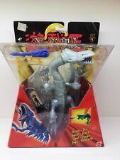 Yu-Gi-Oh! Blue Eyes White Dragon Figure Action Figure Mattel 2002 New RARE