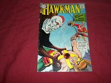 Hawkman #18 dc 1967 silver age 6.0/fn comic! See my store for hot new keys! WOW!