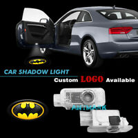 For Oakland Raiders Car Door Led Welcome Laser Projector Car Door Courtesy Light Suitable Fit for all brands of cars Oakland Raiders