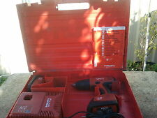 HILTI SF 121-A CORDLESS DRILL WITH CARRY CASE