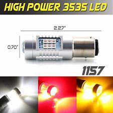 1157  High Power LED Turn Signal/Brake Light/Reverse Back Up Light Bulbs